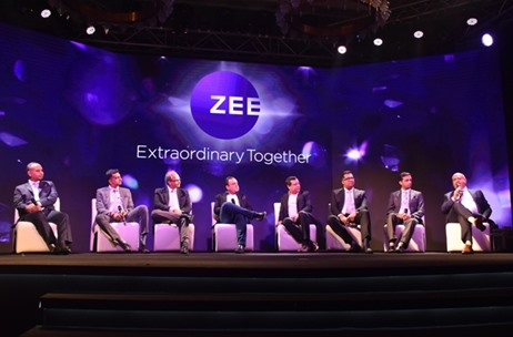 Percept ICE Helps ZEE Celebrate the Launch of Its New Brand Identity