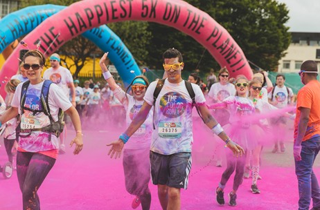 OMCPL Set to Bring 'The Color Run' to 10 Cities in India