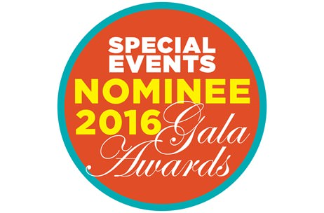 Showtime Nominated For The Special Events Gala Awards 2016