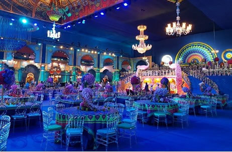 A Royal and Traditional Wedding Designed by Sumant Jayakrishnan; Managed by Tamarind Global