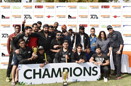 EEMA Successfully Executes the 2nd Edition of Inter-Agency Cricket Tournament