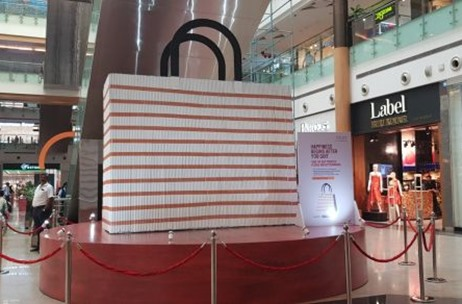 World No Tobacco Day at Orion Mall Planned By Senses Creations