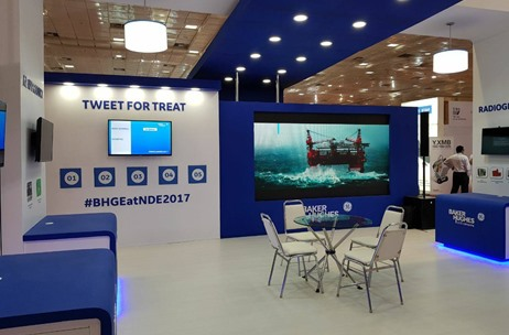 ThinkXQ Manages Baker Hughes's Presence at NDE 2017