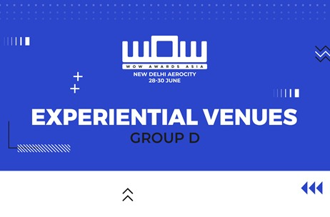 Meet the Winners of Experiential Venues Awards at WOW 2018