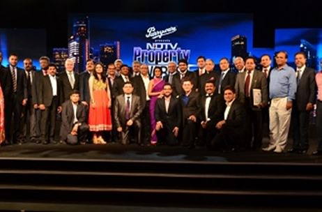NDTV Property Awards 2014 honour excellence in Indian Real Estate