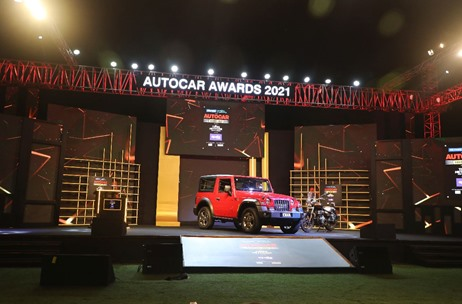 Tantraa Executes Autocar India Awards 2021 Overcoming Weather Challenge