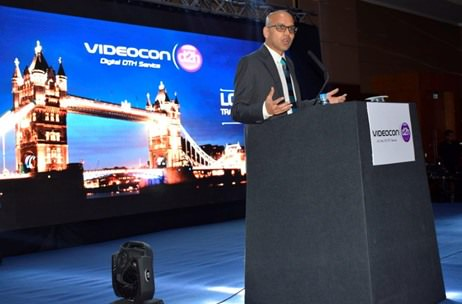 Fountainhead Corporate Journeys manages Videocon D2H Trade Conference in London