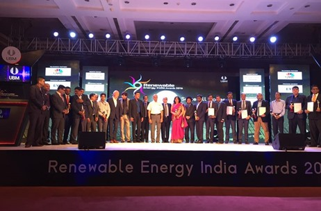 Real Show Manages Renewable Energy India (REI) Awards at India Expo Mart, Greater Noida
