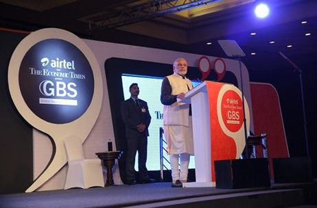 Fountainhead MKTG Manages ET Global Business Summit '16; Addressed by PM Modi