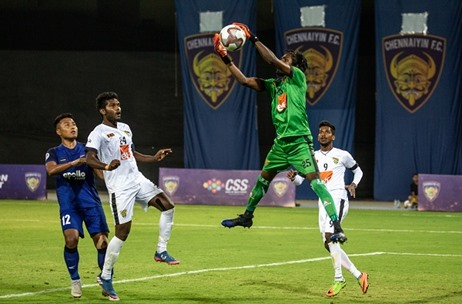 GS Sports Executes the AFC Cup Playoff for Chennaiyin FC