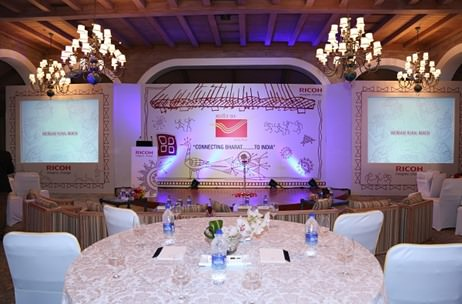 Vibgyor Manages Ricoh India– Department of Post IT Modernization Project Launch in Delhi