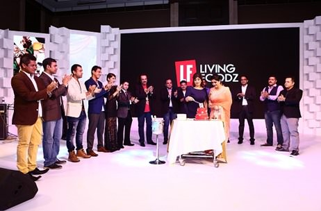 Gravity Concepts executes the launch of Living Foodz channel in Mumbai