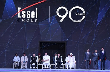 Percept ICE Produces the Essel Group's 90-Year Celebration Event in Delhi