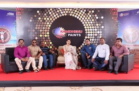 Cox & Kings Hosts 800 guests @ Star-Studded Dealers Meet for Kamdhenu Paints in Goa