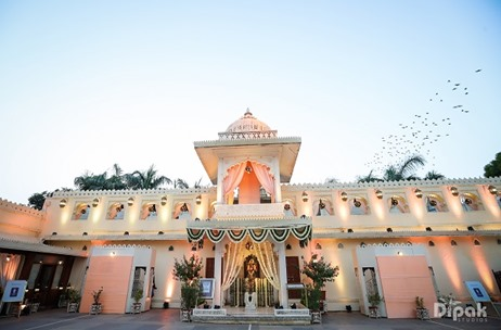 Tamarind Global Plans & Executes a Turnkey Wedding Celebration in Udaipur
