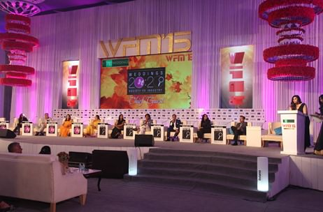 WFM 2015 by Ferns N Petals Weddings concludes on a high note