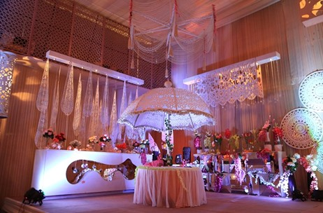 The Wedding Fraternity Witnesses Breathtaking Décor Setups and Unique Props @ WDH Expo 2016!