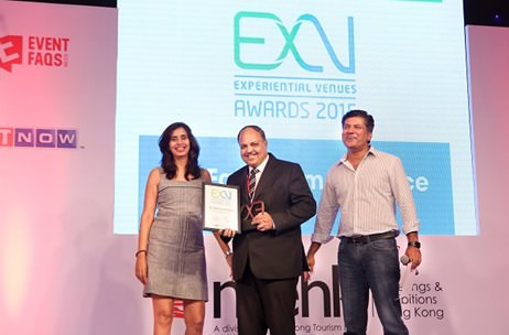 Meet India's Best Incentive Hotel (Metro) - Taj Falaknuma Palace; ExV Awards 2015