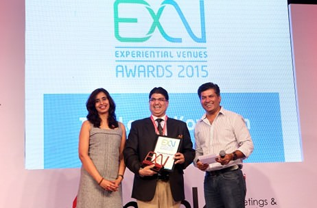 Meet India's Best Incentive Hotel - Tier II, The Leela Kovalam; ExV Awards 2015