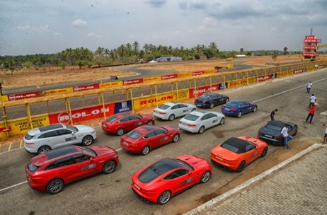 Jaguar Land Rover India Experiential Tours Continue to Thrill Enthusiasts Across India