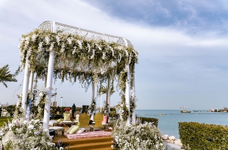 A Magnificent Wedding Planned & Executed by Tamarind Global in Doha