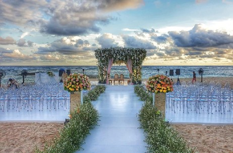 Exchanging Vows on the Island of the Gods – A Wedding Planned by Event Tadka