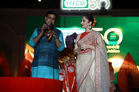 Wizcraft Creates a Larger Than Life Experience for IFFCO 50 Years Celebrations