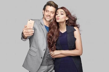 OPPO's 2 Anni in India; Announces Hrithik and Sonam As South Asia Region Brand Ambassadors