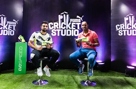 Puma Cricket Studio Takes Fans Behind the Scenes of a Cricket Match