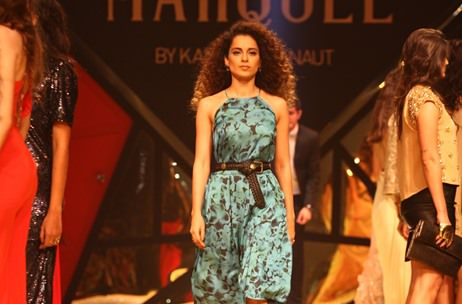 VERO MODA Marquee A/W'15 Collection launch by Toast Events with style icon Kangana Ranaut