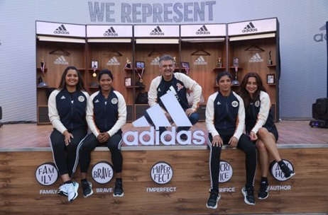 Adidas Launches a New Athletics Franchisee, the VRCT Jacket in India