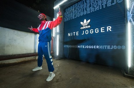 Adidas Originals Celebrates Night-Time Creativity with the OG Nite Factory Boss Ranveer Singh