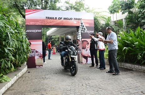AforPineapple Takes Mahindra Mojo Launch to 15 Cities via Video Conferencing