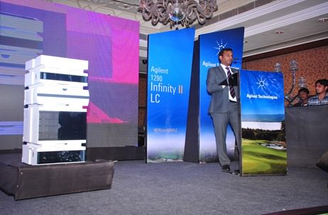 EPIC India executes multi city product launch for Agilent Technologies