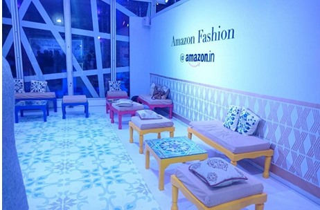Amazon India VIP Lounge Produced and Managed by 70 EMG at AIFW A/W '16