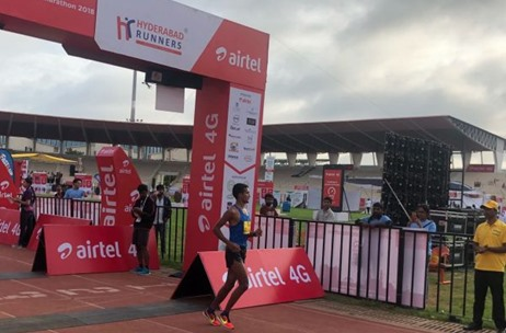Wizcraft Executes the 8th Edition of Airtel Marathon in Hyderabad