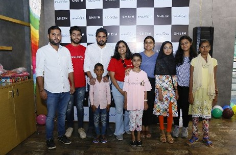 'SHEIN India' in Association with 'Make A Wish' Foundation Grants Wishes of Children Battling Life