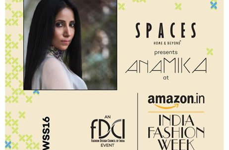 FDCI announces its partnership with SPACES Home & Beyond as Gold Partner for AIFW S/S 16