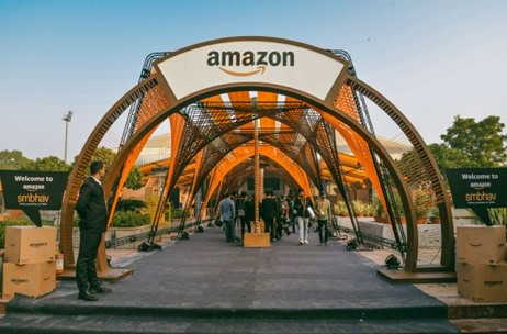 Amazon SMBhav - a Mega Summit Conceptualised by Vibgyor Brand Services