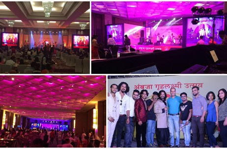 Pinkstar Delivers Back-to-Back MICE Events for Ambuja Cements Across 6 Cities in North India