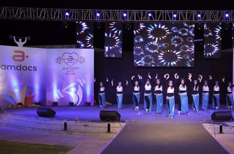 AMDOCS Junoon 2018 Annual Function Celebrates Health and Happiness; Executed by Team BOLD