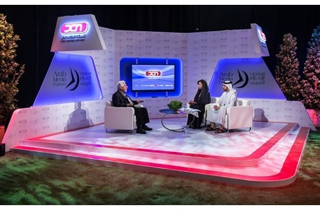 Done Events Delivers 15th Edition of Arab Media Forum with Unique Media Park Layout