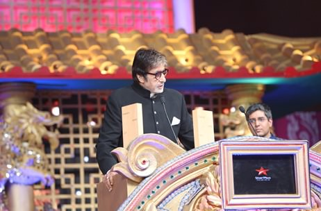 Managed by Cineyug; Big B, Salman, Deepika, Sonam at BIG Star Entertainment Awards'15 in Mumbai