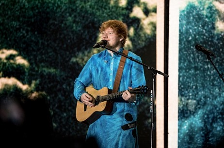 Ed Sheeran Conquers Mumbai with ÷ Divide Tour