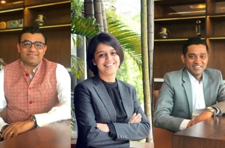 Andaz Delhi Announces 3 New Appointments - Pratiti Rajpal, Sachin Sharma, Sirish Subramanian