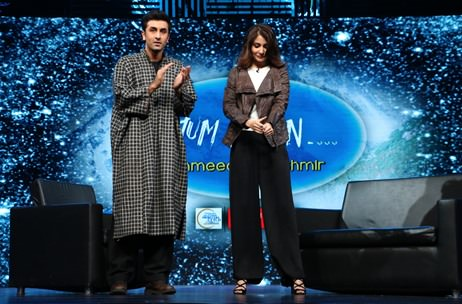 EEMA and eBay partner with Ranbir Kapoor and Anushka Sharma for Kashmir