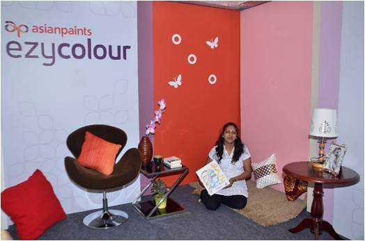 Asian Paints urges Mumbai to try out different styles
