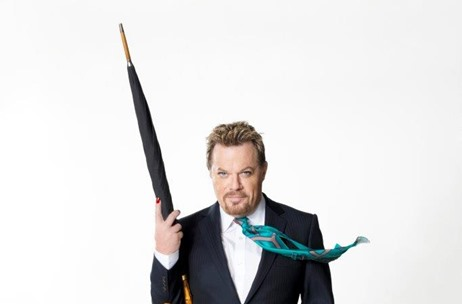 DXBLaughs Launches in Dubai with Eddie Izzard's Force Majeure
