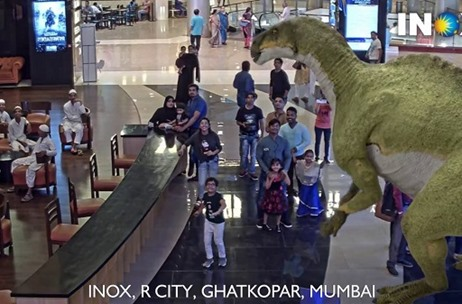 INOX gets Asia's first Augmented Reality Experience in Mumbai