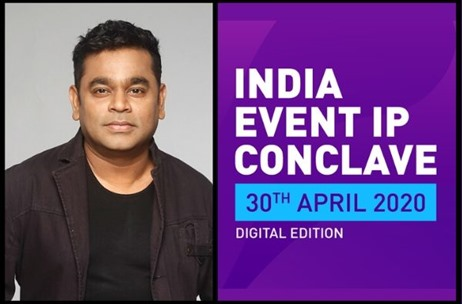 AR Rahman Sends His Best Wishes for the India Event IP Conclave - Full Schedule Here
